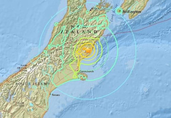 BREAKING: New Zealand Hit By Tsunami After Powerful Earthquake