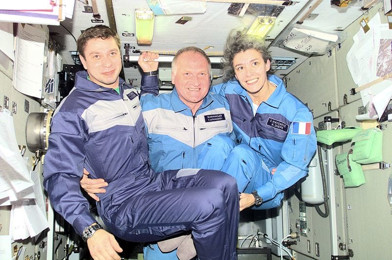 Female Astronaut Screamed Warning To Earth Before Attempting Suicide 2050UNILAD imageoptim claudie haignere nasa