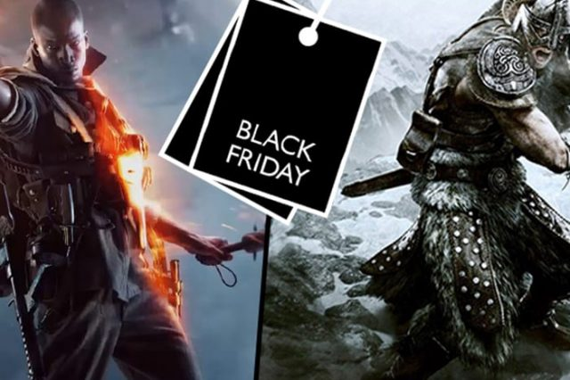 Black Friday Is Coming And These Gaming Deals Are Insane