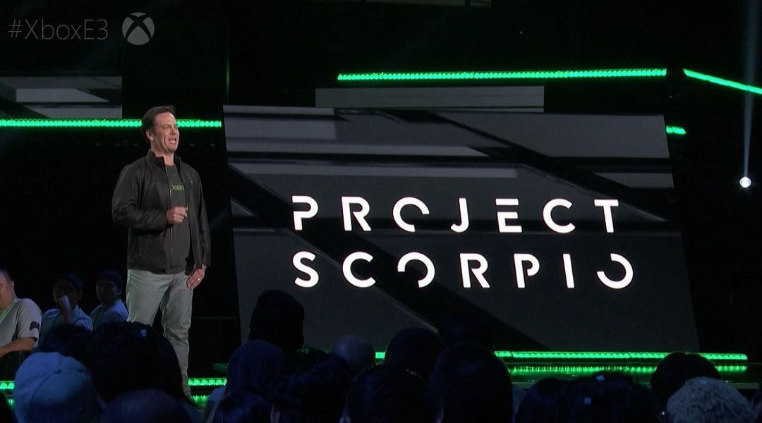 21828UNILAD imageoptim scorpio announcement.jpg.optimal Xbox Boss Speaks Out On Scorpios High Price Point