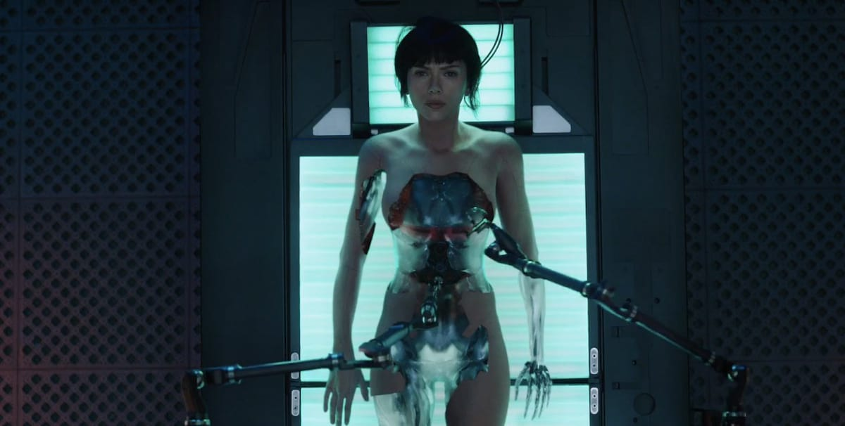 23967UNILAD imageoptim ghostintheshell scarlettjohansson cyborgbody Scarlet Johansson Is Unrecognisable In Mind Bending Ghost in the Shell Trailer