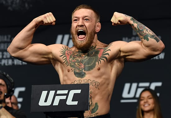 Conor McGregor Posts Brilliant Video About All His Opponents