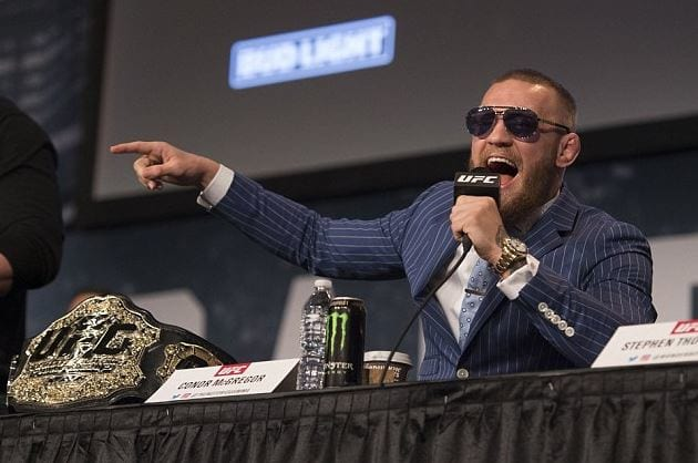 29104UNILAD imageoptim getty Conor McGregor Releases Fascinating Insight Into Preparations For UFC 205