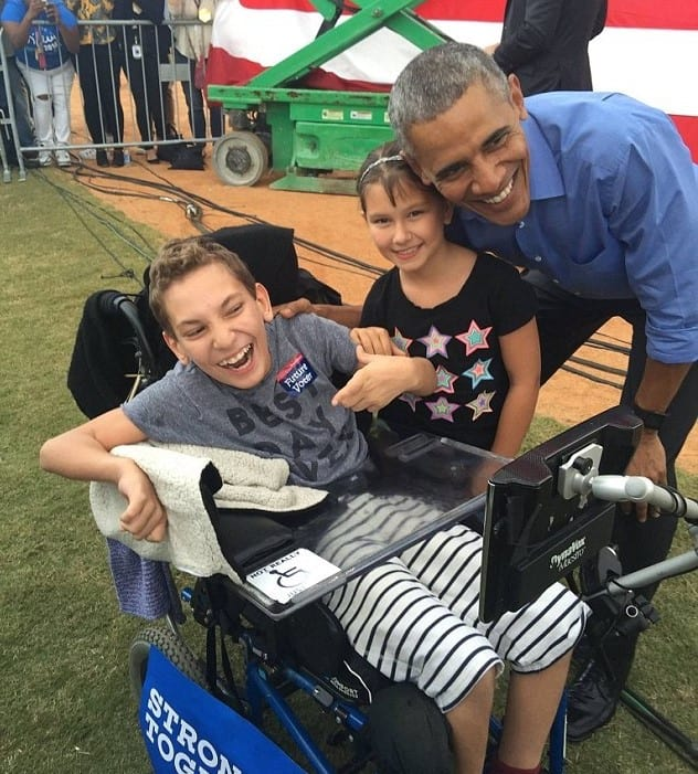 37169UNILAD imageoptim oram Obama Makes Dream Come True For Disabled Child Kicked Out Of Trump Rally