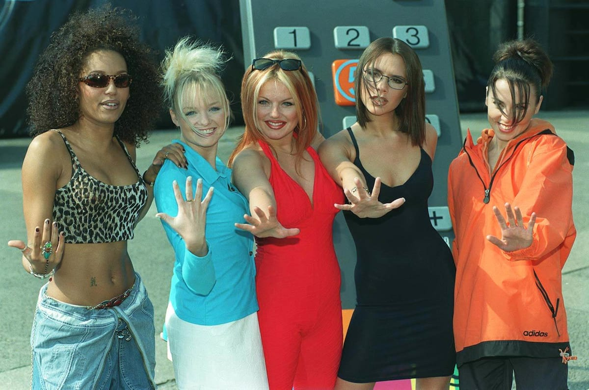 Spice Girls Slam Sexist Director Who Asked Them To Flash Their Boobs 38111UNILAD imageoptim Spice Girls PA 1039790