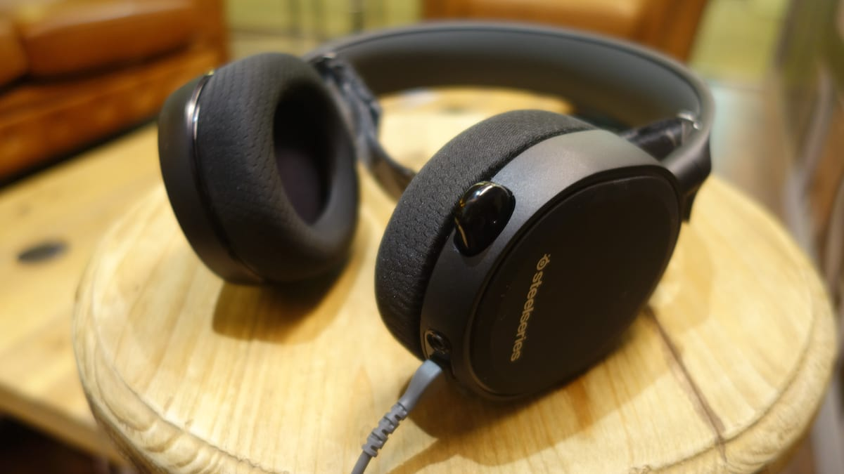 steelseries arctis 3 headset review