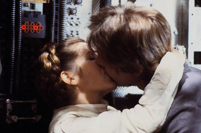 Mark Hamill Nearly Caught Leia And Han Having Sex While Filming Star Wars %name