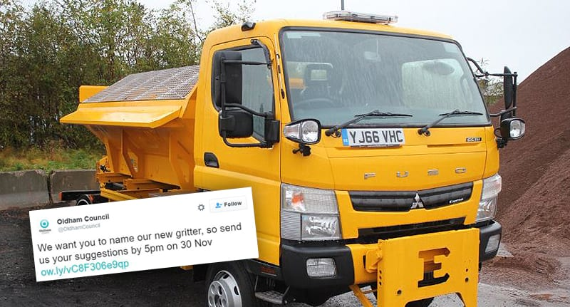 4446UNILAD imageoptim oldham gritter name FB Oldham Council Immediately Regret Asking Public To Name Gritter