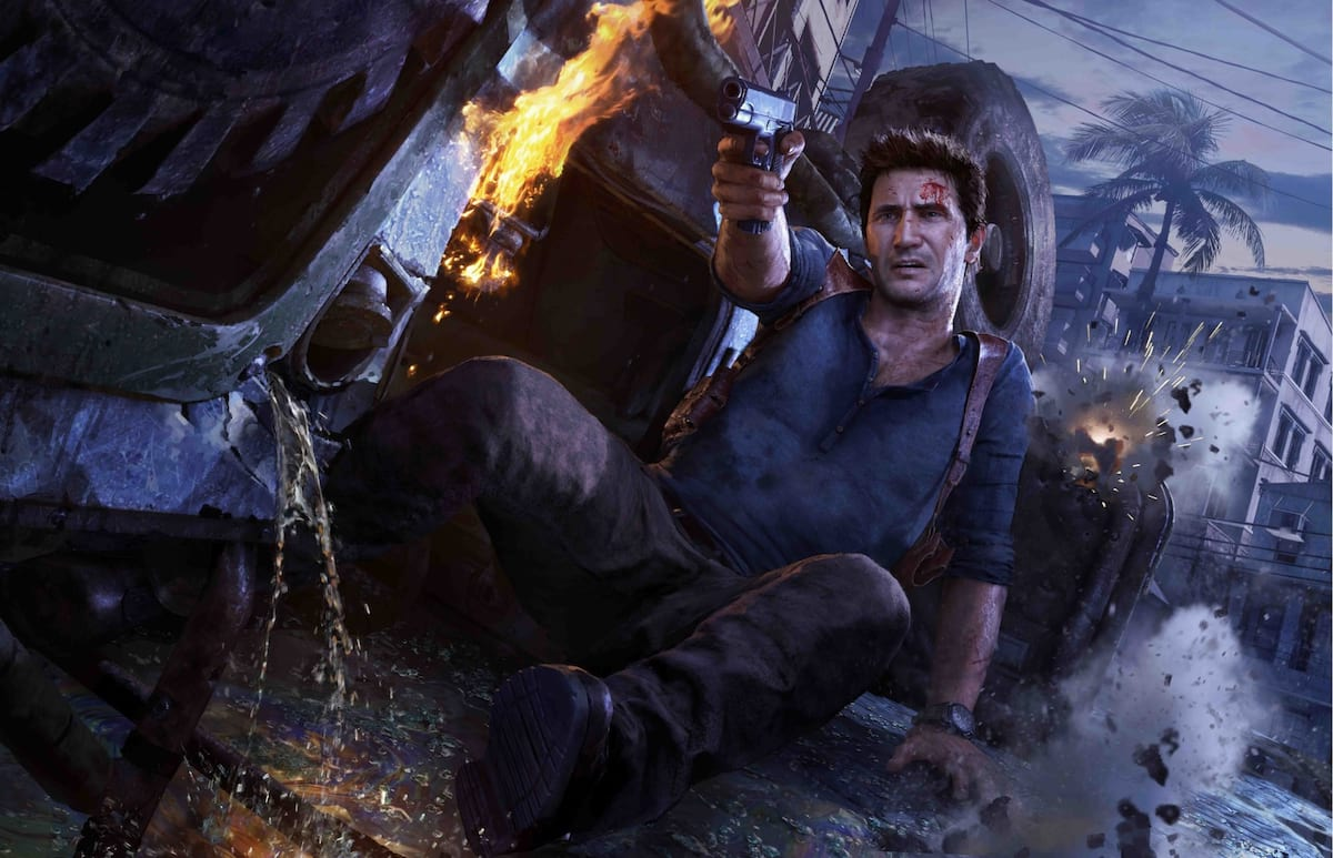 Uncharted Movie Director Reveals When Filming Will Start 45855UNILAD imageoptim uncharted 4 key art