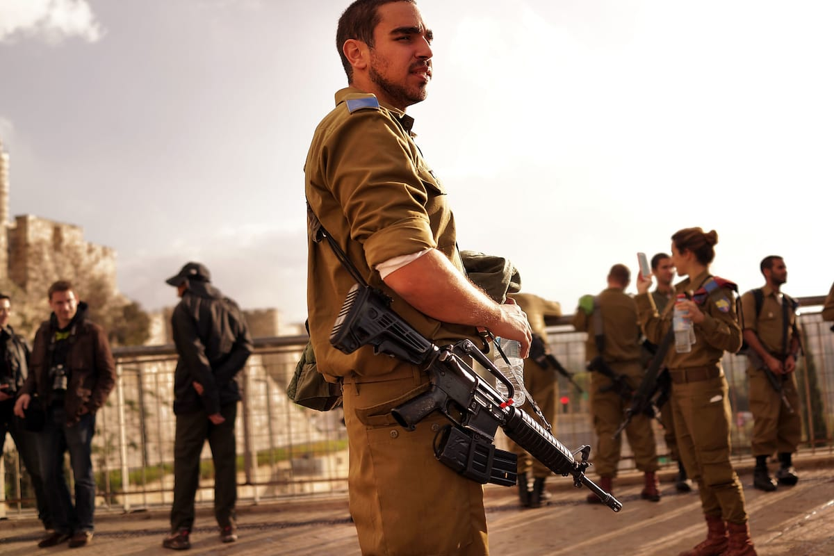 46283UNILAD imageoptim GettyImages 459684120 ISIS Attack Israel For First Time, It Doesnt End Well For Them