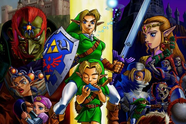 This Legend Of Zelda Escape Room Is Everything Fans Ever Wanted