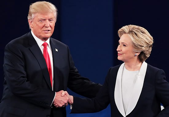 Tonight's U.S. Election Result 'Could End Western Civilisation' Apparently