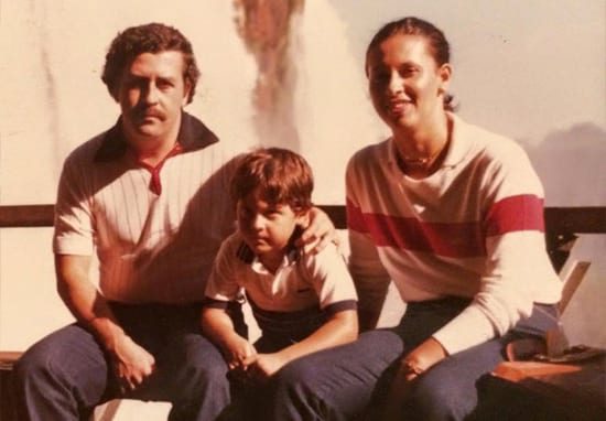 Pablo Escobar's Son Reveals Shock Theory About How His Dad Really Died