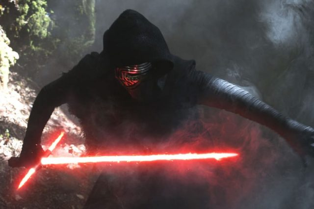 Kylo Rens Episode VIII Costume Proves That Hes Still a Vader Fanboy %name