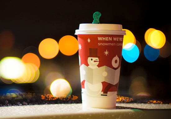 Secret Starbucks Christmas Menu Revealed By Baristas