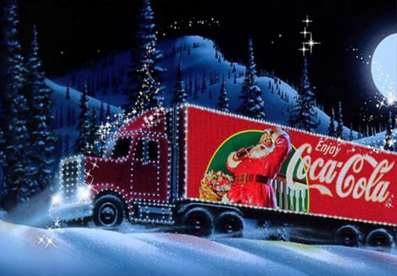 The Coca-Cola Christmas Ad Has P*ssed People Off For The Stupidest Reason