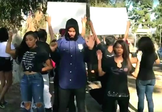 Mannequin Challenge Tackles Police Brutality In Most Powerful Video Yet