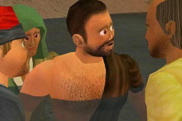 Five Seriously Bizarre Religious Video Games