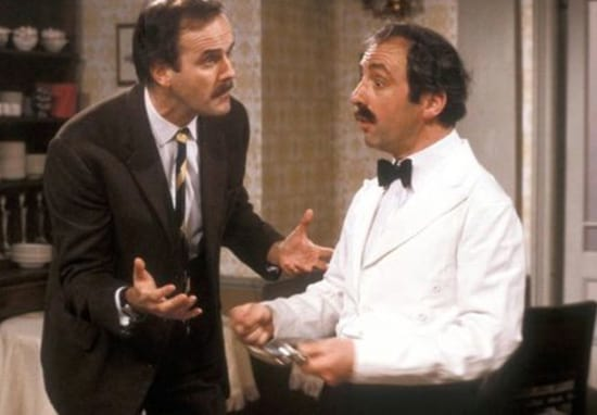 Remembering Andrew Sachs Funniest Moments As Manuel