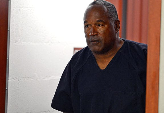 Apparently O.J. Simpson's Prison Name's 'Stinky' For Most Disgusting Reason