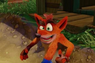 Crash Bandicoot Remastered Footage Released By Sony