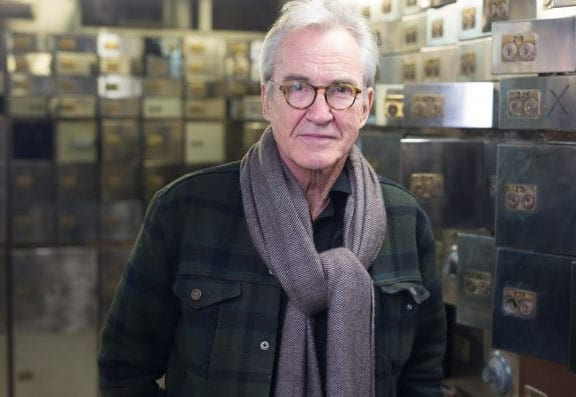 Former Partner Opens Up About I'm A Celeb's Larry Lamb In Bed