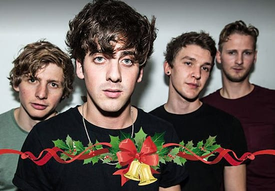 Circa Waves Tell Us Their Favourite Christmas Songs