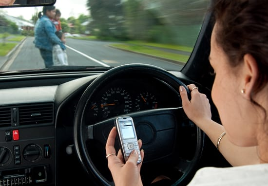 Drivers Who Kill While On Their Phones Will Get Life In Prison