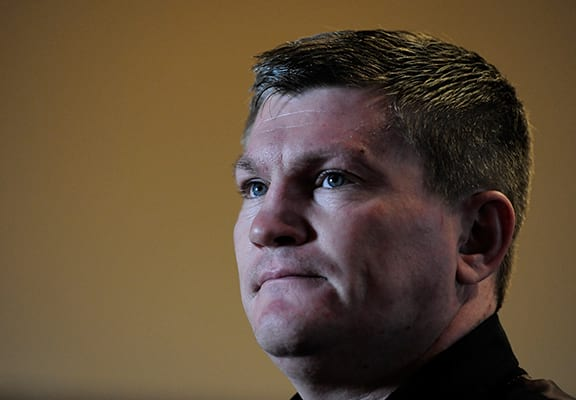 Ricky Hatton Makes Startling Admissions About His Battle With Depression