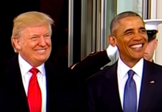 Bad Lip Reading's Trump Inauguration Video May Be Their Best Work Yet
