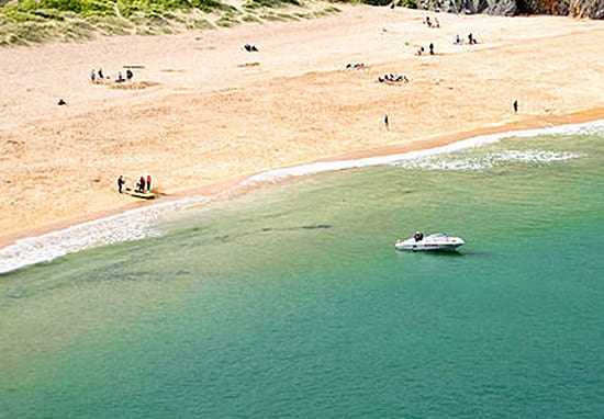 UK Beach Named One Of The Best In The World