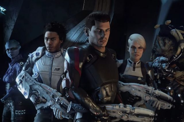 Mass Effect: Andromeda Gets Intense New Trailer