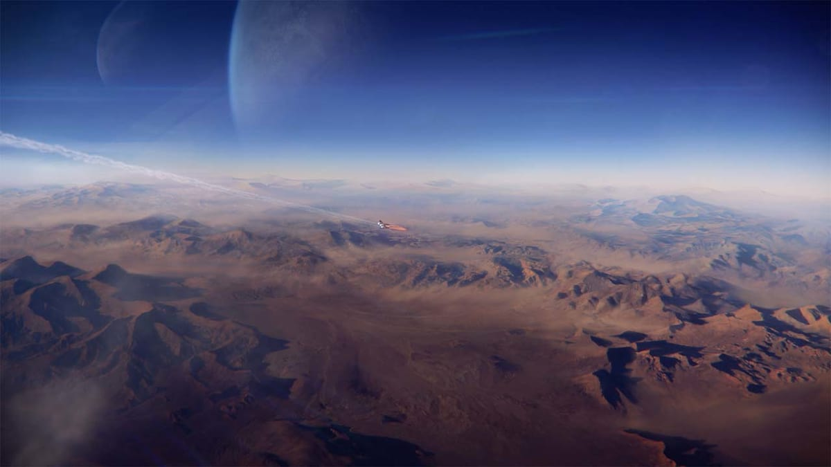 New Mass Effect: Andromeda Screens Look Absolutely Stunning 38408UNILAD imageoptim CES 2017 Screenshot 03