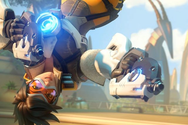 Pornhub Ranks Overwatch Characters By Their Search Frequency