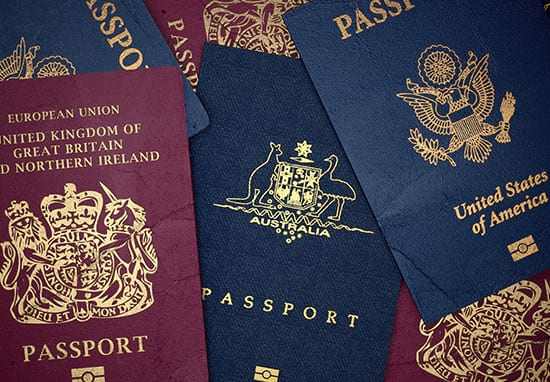 These Are The Most Powerful Passports On The Planet