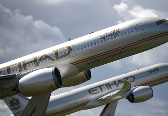 Here's What Taking A $10,000 Etihad First Class Flight Is Like