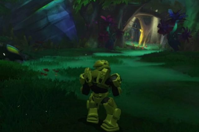 Cancelled Halo Game Footage Leaks Online