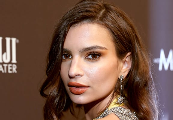 Emily Ratajkowski Forced To Explain Why She Was Walking Her Dog In Lingerie