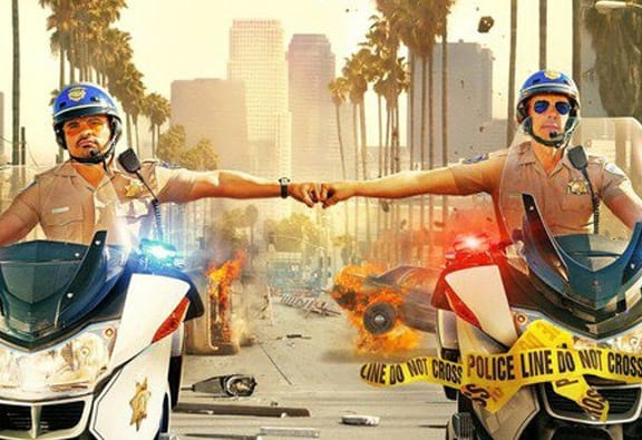 First Hilarious And Action-Packed CHIPS Trailer Drops