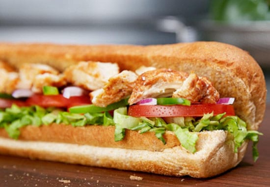 Here's How You Can Get A Free Subway Meal Today