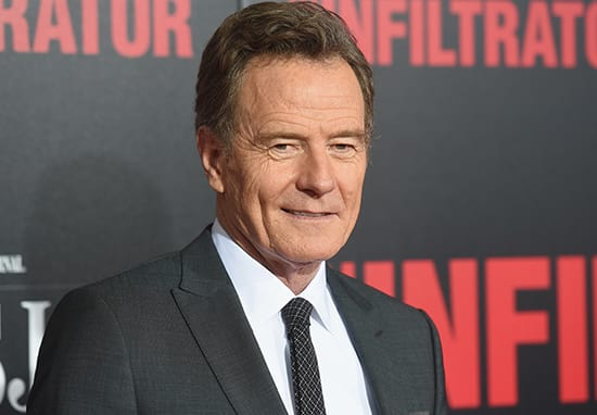 Bryan Cranston Gave The Best Answer When Asked What New Movie's About