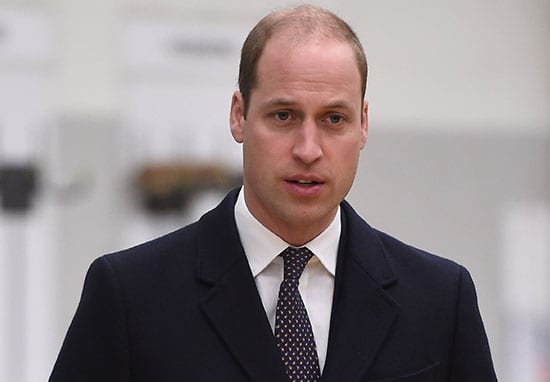 Prince William Mocked At BAFTAs By Host Stephen Fry In One Sentence