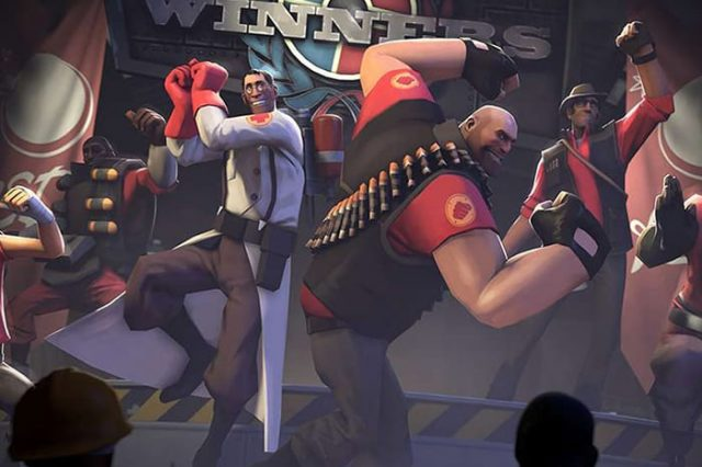 Valve Have Just Fixed This 10 Year Old Bug In Team Fortress 2