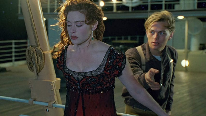 New Titanic Fan Theory Suggests Jack Caused The Ship To Sink 1571 titanic movie screencaps