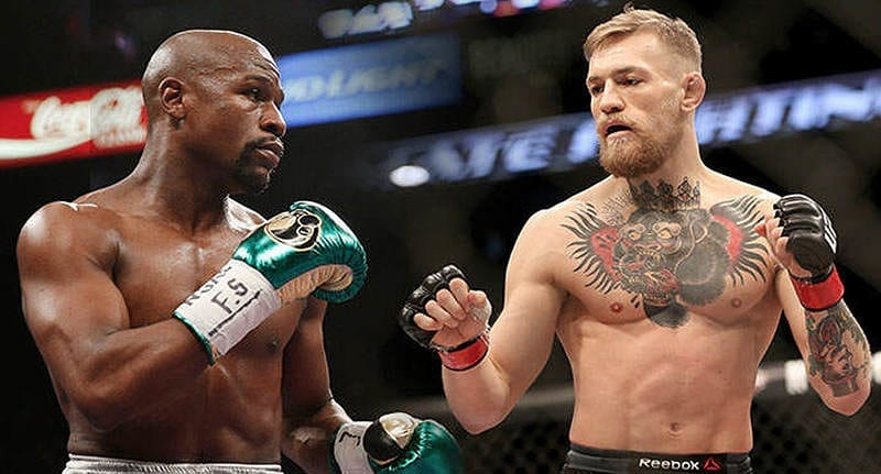 how to watch the mayweather vs mcgregor fight in australia