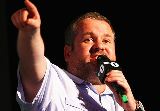 How Chris Moyles Managed To Lose An Insane Amount Of Weight