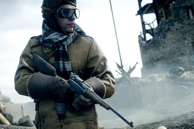 Here's Everything Coming To Battlefield In The Winter Update