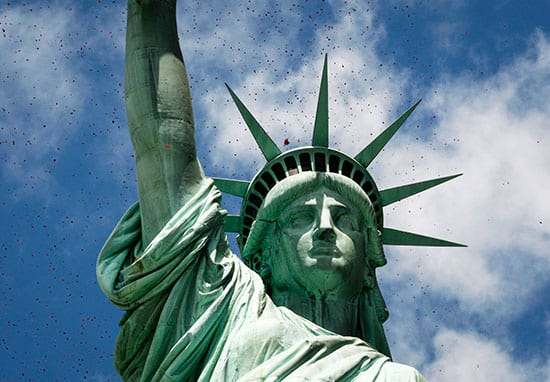 The Statue Of Liberty Was Nearly Muslim And People Aren't Happy About It