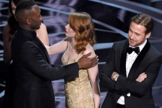 The Oscars Organisers Release Statement About 'Most Awkward Oscars Moment Ever'