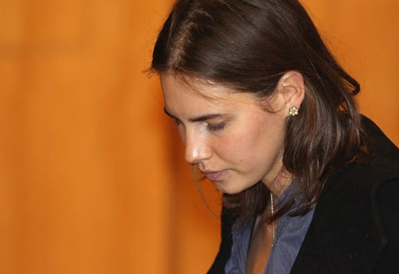 Amanda Knox Reveals Details Of Experiences In Prison
